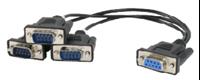 Kabel COM-3D9M (1xDB9 - 3xCOM) pro Nuvo-6000
